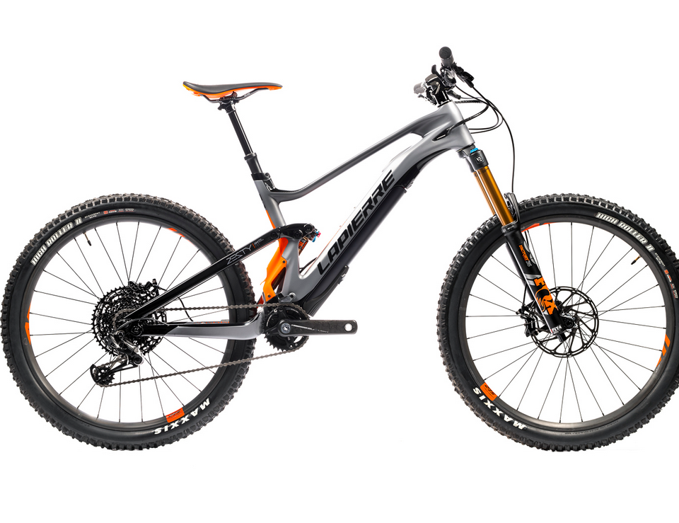 Lapierre Ezesty AM LTD ultimate side silver orange
