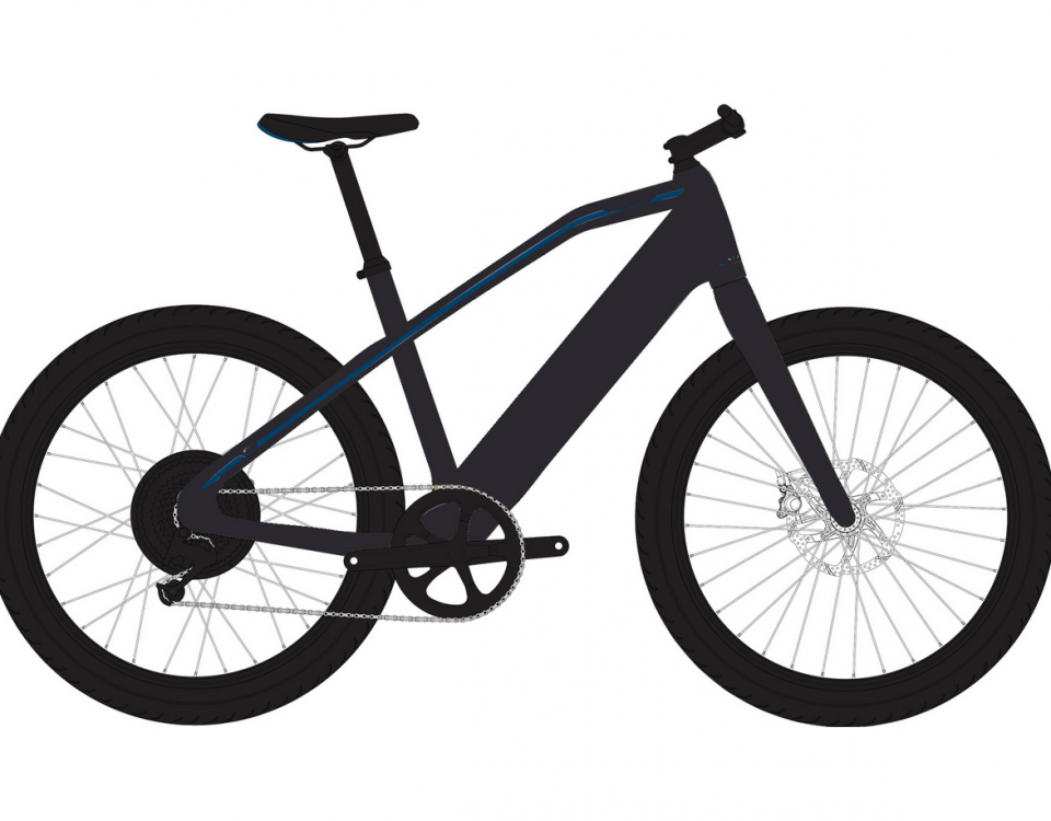 Stromer ST1 2019 dark grey