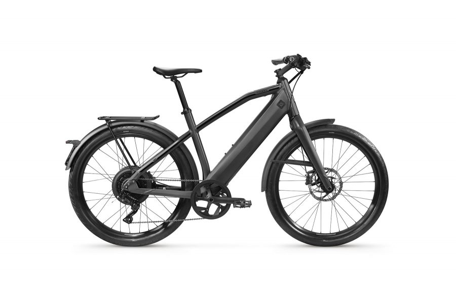 Stromer ST1 2020 Dark Grey