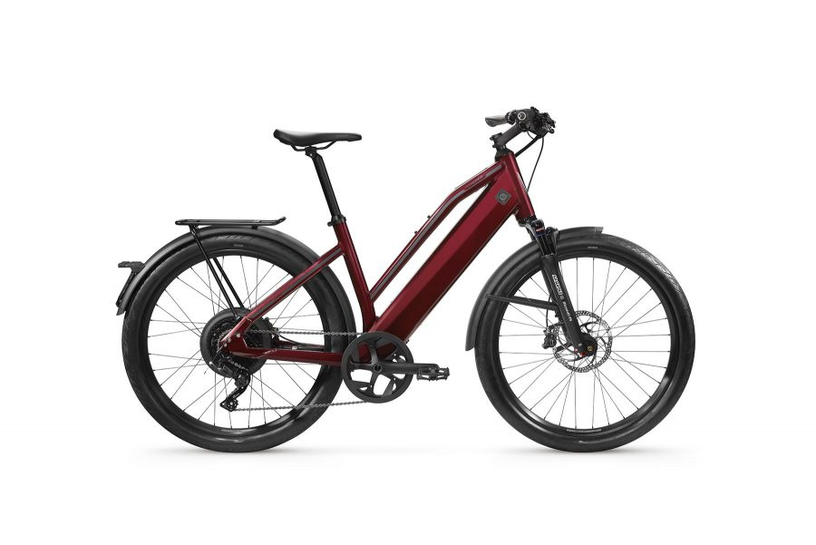 Stromer ST1 2020 Deep red