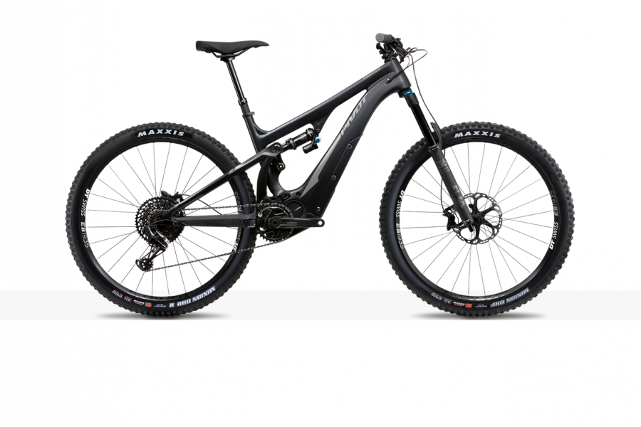 Pivot Shuttle Race GX black productfoto